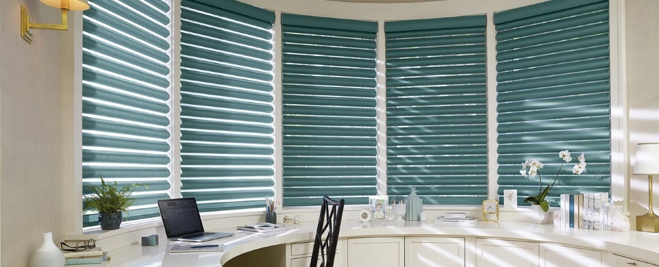 Pirouette shades in Woodbridge
