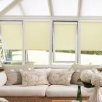 Conservatory roller blinds