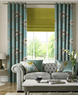 Curtains in Woodbridge