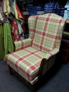Upholsterer in Woodbridge, Suffolk