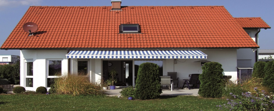 Awnings in Woodbridge