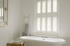 Shutters in Woodbridge, Suffolk